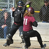 Softball action from the MI Stars Tournament held at Creasey Bicentennial Park in Grand Blanc on Saturday May 6, 2017.  The tourney featured several Oakland and Macomb county teams.  (MIPrepZone photo by Ken Swart)
