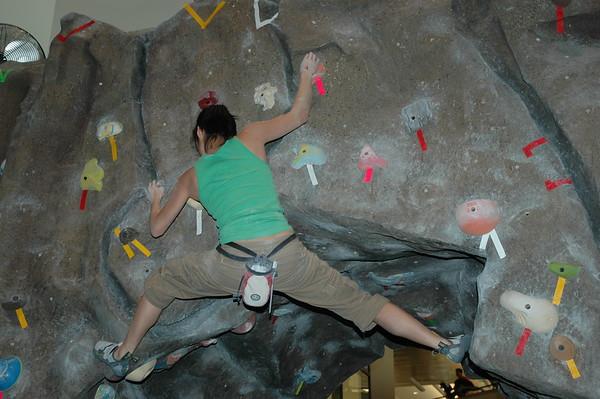 2007 Bouldering Comp.