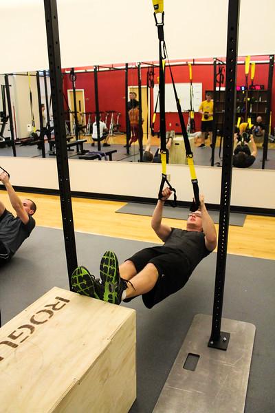2014 Climbing workout