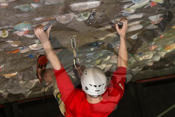 3-5 - Lead Climbing Class