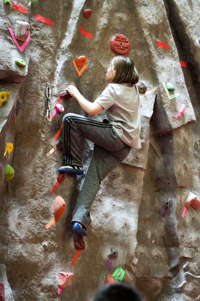 Kids Climbing Wall 2018