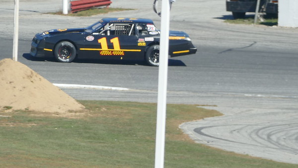 OPS The Gravely New England  Street Stock Nationals 9/26/2015