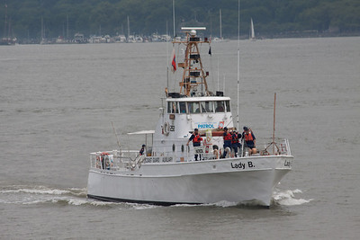 Lady B., United States Coast Guard Auxiliary.