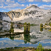 Glacier Lake Reflection