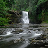 Silver Falls State Park ,Oregon<br />  This is the upper north falls