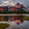 Sunrise Alpenglow