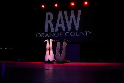 RAW:Orange County presents CUSP