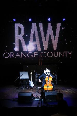 RAW:Orange County presents VERVE