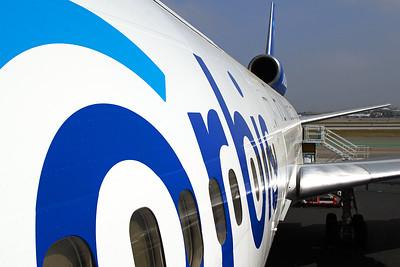 ORBIS Flying Eye Hospital McDonnell Douglas MD-10-30(F) N330AU 6-3-16 6