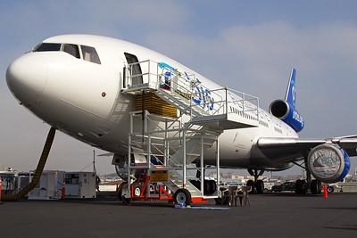 ORBIS Flying Eye Hospital McDonnell Douglas MD-10-30(F) N330AU 6=3=16 3