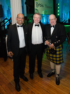 Anand Ramachandran, Peter Moylan and Andy Carlisle