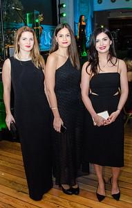 Amanda Murphy, Kalliopi Tzagaki and Ailish Woulfe