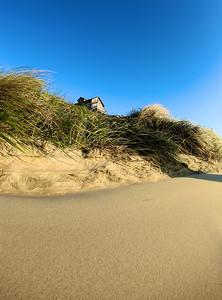 Beach house at Nye Beach