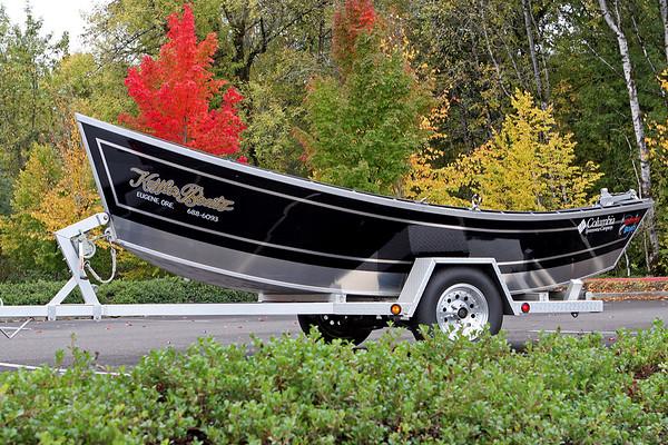 16' Koffler Drift Boat