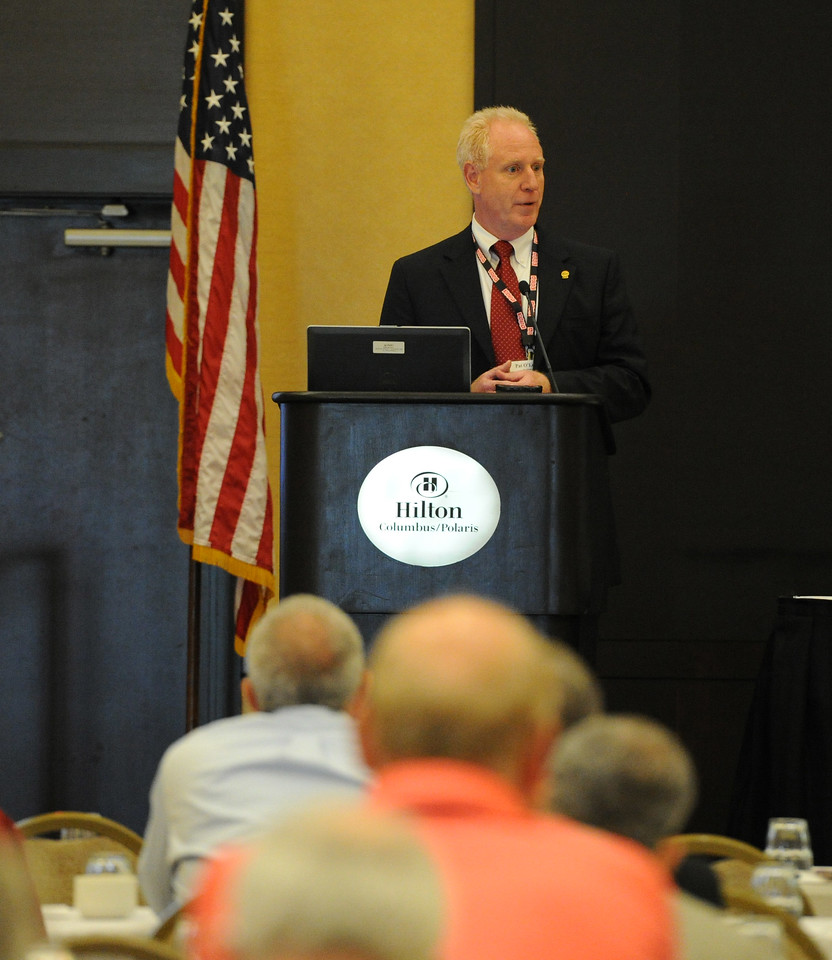 Ohio Rural Electric Cooperatives<br /> Annual Meeting<br /> August 11, 2015<br /> OREC President and CEO Pat O'Loughlin