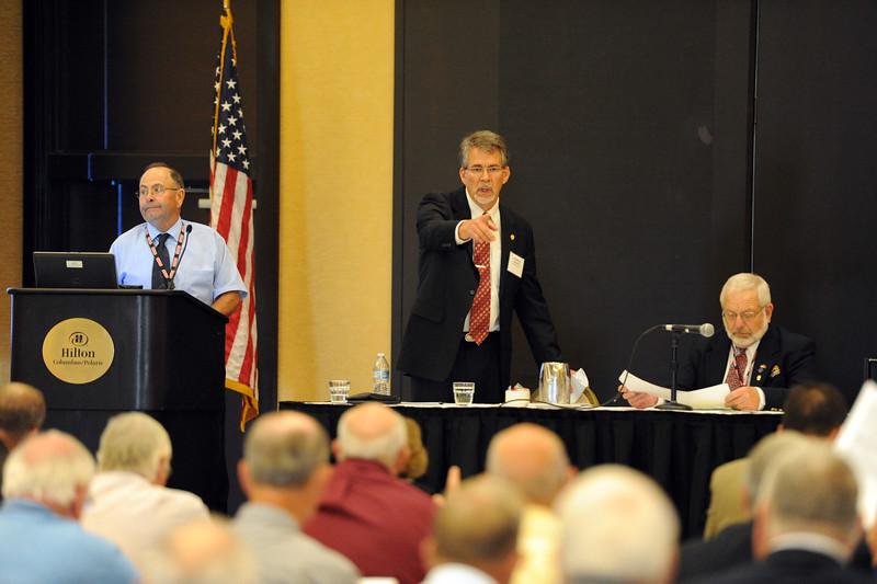 Ohio Rural Electric Cooperatives<br /> Annual Meeting<br /> August 11, 2015<br /> Jack Kitchel, George Brake and Jack Schmidt