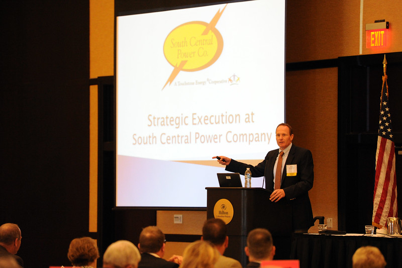 Ohio Rural Electric Cooperatives<br /> Annual Meeting<br /> August 11, 2015<br /> Rick Lemonds (South Central Power)