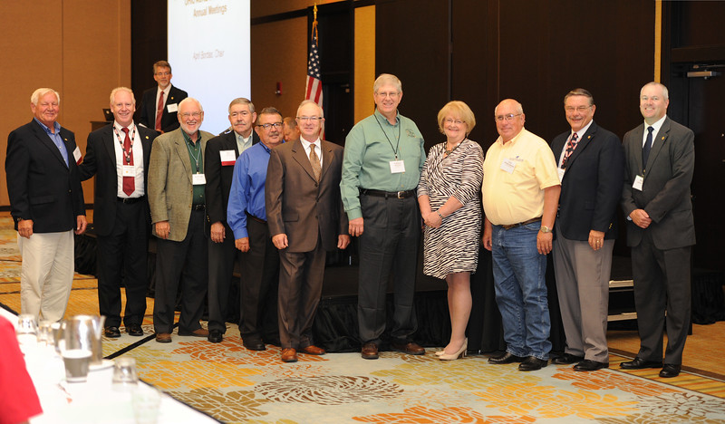 Ohio Rural Electric Cooperatives<br /> Annual Meeting<br /> August 11, 2015<br /> Century Plaque Award Winners