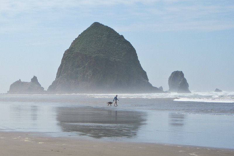 The Haystack, Cannon Beach