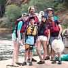 Rogue River rafting 40 miles, 4 days of fun in Oregon.