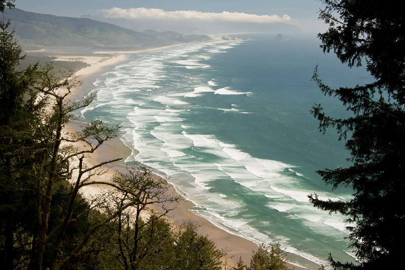 Highway 101 overlook
