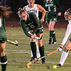 Oakmont Regional High School field hockey played Sutton High School at Grafton High School during the Central Mass. Division 2 semifinals on Wednesday, Nov. 6, 2019. ORHS's #6 Allyson Foley. SENTINEL & ENTERPRISE/JOHN LOVE