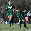 Oakmont Regional High School field hockey played Hopedale High School on Saturday, Nov. 9, 2019 for the Central Mass. Division 2 championship. ORHS's #13 Avery Duteau. SENTINEL & ENTERPRISE/JOHN LOVE
