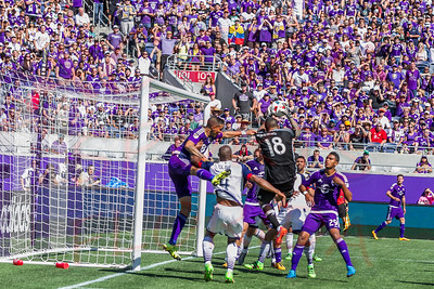 Orlando City SC vs Real Salt Lake