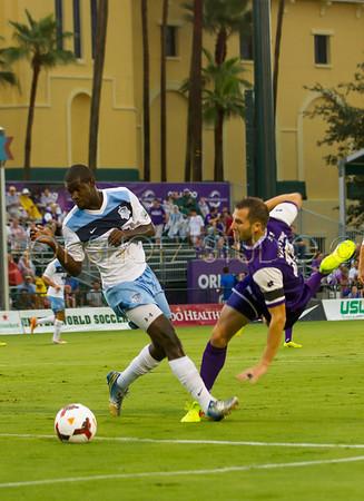 Orlando City Soccer vs Wilmington Hammerheads july 2014