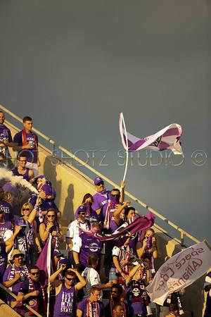 Orlando City vs Tampa Bay Rowdies July 2014