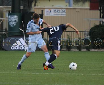 MLS AT DISNEY 2012