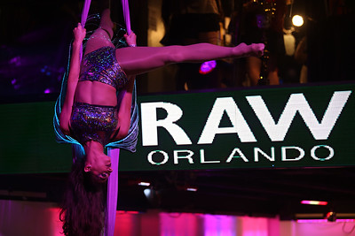 RAW:Orlando presents FIXATE
