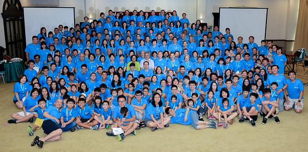 Church Camp 2018 Group Photo