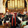 Easter Service 2009