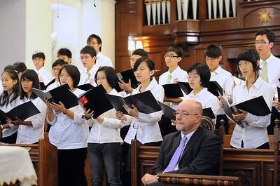 Youth Sunday 2010