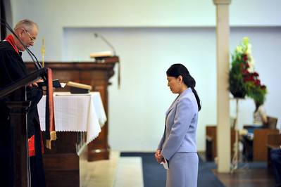 Church Service 03 July 2011