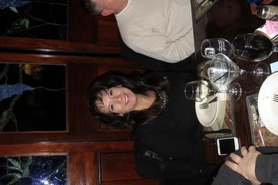Cristy Johnson - Outgoing Secretary 2015