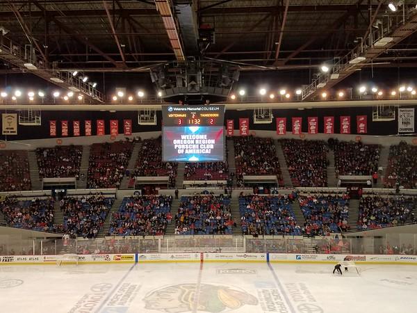 Winterhawks Hockey Night, 2017