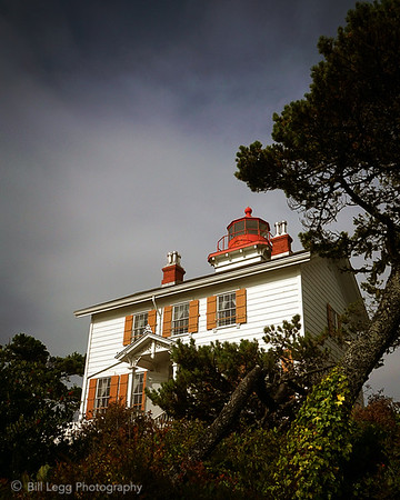 Yaquina Bay Lighthouse, Oregon