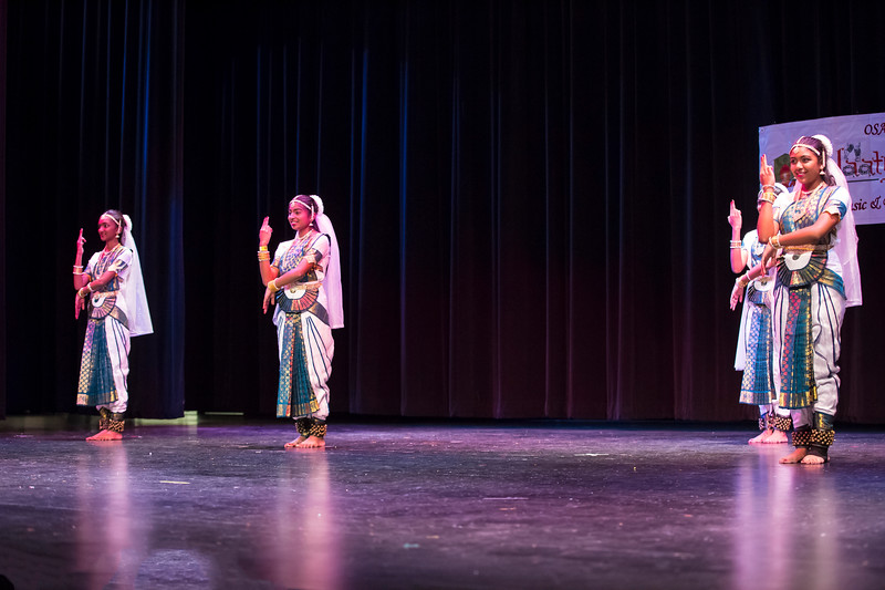 OSAAT DANCE COMPETITION 2017
