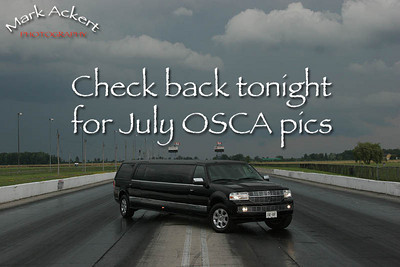 July OSCA Race #3 Saturday