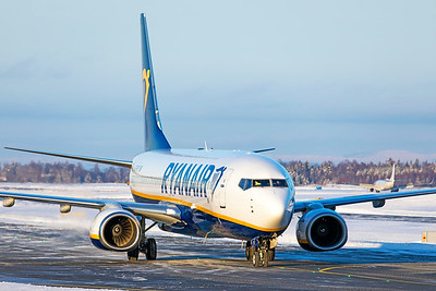 Ryanair Boeing 737-8AS EI-FOF 2-3-19 2