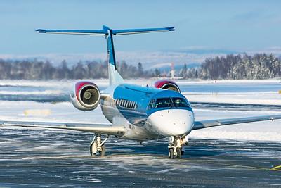 bmi Regional Embraer ERJ-135ER G-RJXL 2-3-19