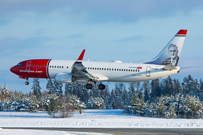 Norwegian Air International Boeing 737-8JP EI-GBF 2-3-19
