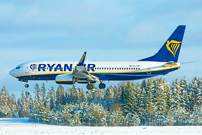 Ryanair Boeing 737-8AS EI-FOF 2-3-19