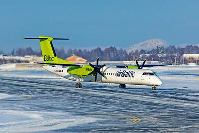 Air Baltic Bombardier DHC-8-Q-402NG YL-BBU 2-3-19