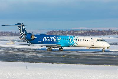Nordica Bombardier CL-600-2D24 CRJ-900LR ES-ACG 2-3-19