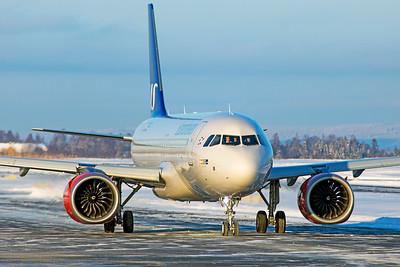 SAS Scandinavian Airlines Ireland Airbus A320-251N EI-SII 2-3-19