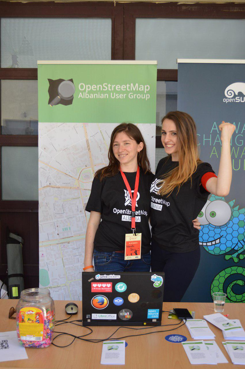 Promoting OSM