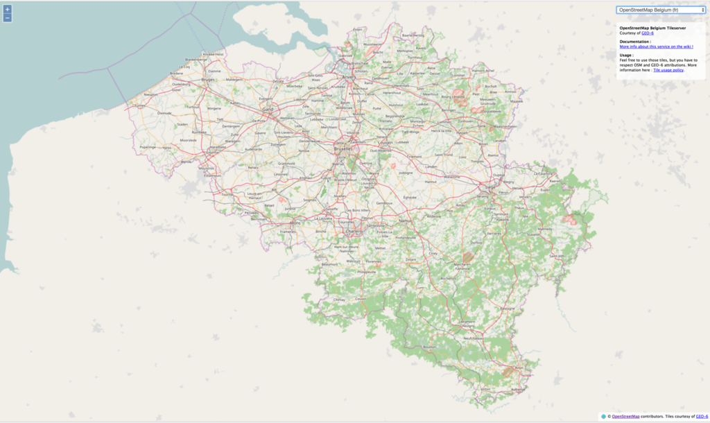 tile.osm.be en Français